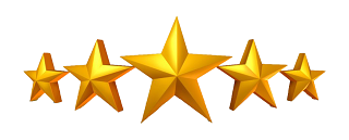 5 Star Rating Transparent Image 320x129 1