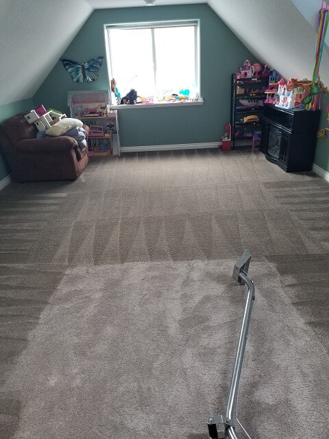 Advanced carpet cleaning system